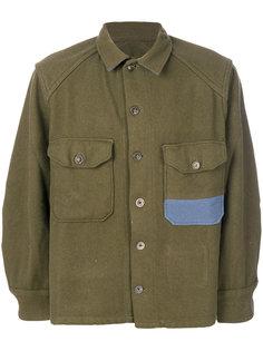 рубашка в стиле милитари Myar
