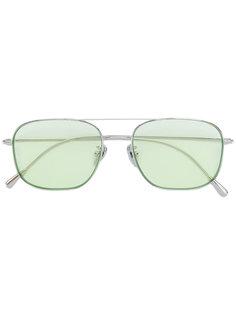 солнцезащитные очки в объемной оправе Cutler & Gross