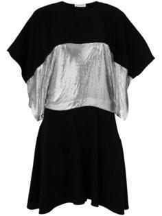 платье-футболка в полоску  JW Anderson