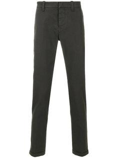 классические брюки-чинос Dondup