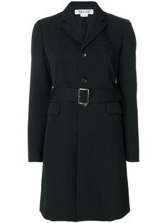 пальто с поясом  Comme Des Garçons Comme Des Garçons