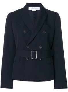 двубортная куртка  Comme Des Garçons Comme Des Garçons