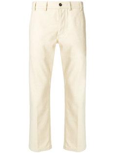 брюки прямого кроя Fortela