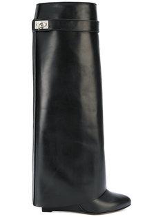 сапоги Shark Lock Givenchy