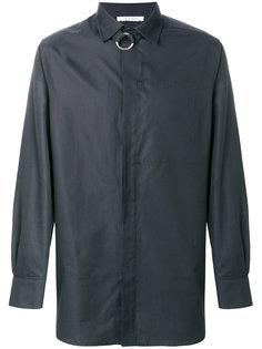рубашка с отделкой металлическим кольцом Alyx