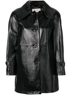лакированная куртка  Chloé