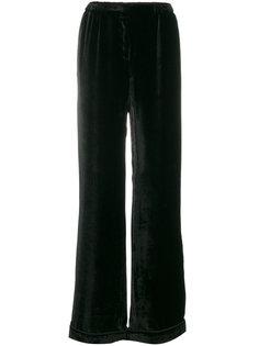брюки-палаццо Alberta Ferretti