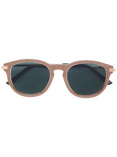 круглые солнцезащитные очки Cartier
