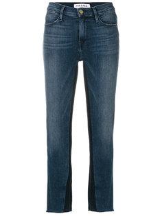укороченные джинсы Elaine  Frame Denim