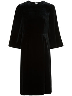 платье с расклешенными рукавами Comme Des Garçons Noir Kei Ninomiya