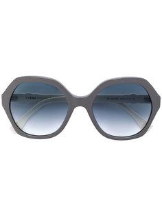 солнцезащитные очки Havana Fendi Eyewear