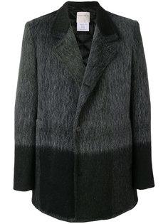 пиджак с градиентным узором Stephan Schneider