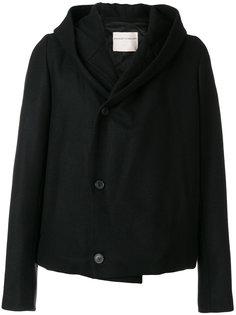 куртка с застежкой на три пуговицы Stephan Schneider