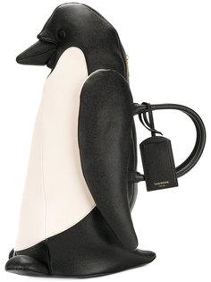 сумка-тоут в виде пингвина Thom Browne