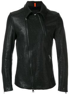 куртка со смещенной застежкой-молнией Tom Rebl