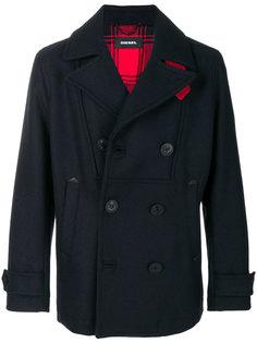 пальто Giubbotto W-Banff Diesel