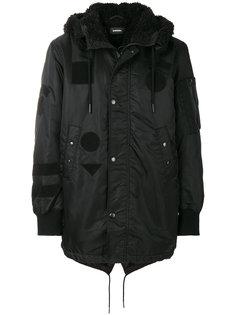 пальто Giubbotto W-Vuntut Diesel