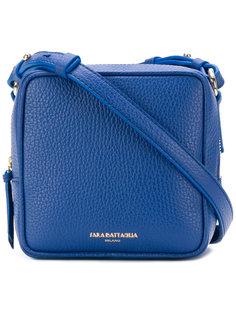квадратная сумка на плечо Sara Battaglia