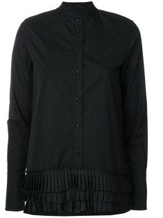 плиссированная рубашка  Victoria Victoria Beckham