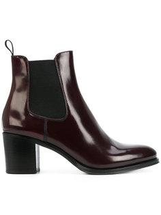 лакированные ботинки по щиколотку Churchs