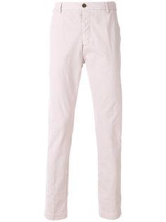 зауженные брюки-чинос Al Duca D'Aosta 1902