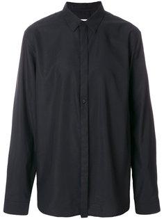 рубашка в стиле минимализм Helmut Lang