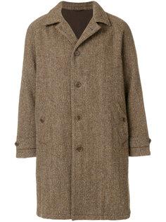 пальто мешковатого кроя Aspesi