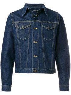 укороченная джинсовая куртка  Calvin Klein Jeans