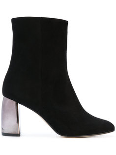 ботинки на зеркальном каблуке Marc Ellis