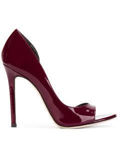 туфли с открытым носком Marc Ellis