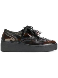 туфли Talka на шнуровке Robert Clergerie