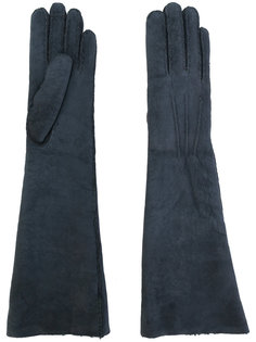 длинный перчатки  Maison Fabre