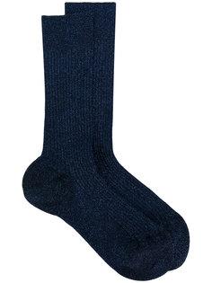 носки с блестящей отделкой Dsquared2