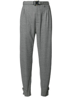 зауженные брюки с высокой талией Alyx