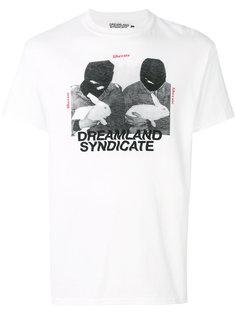 футболка с графическим принтом Dreamland Syndicate