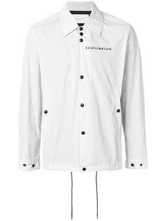 легкая приталенная куртка  Low Brand