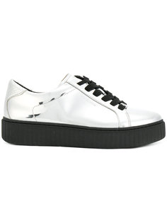 кроссовки на шнуровке Michael Michael Kors