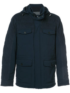 пуховое пальто Michael Bastian