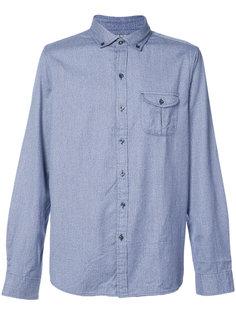 рубашка с нагрудным карманом Michael Bastian