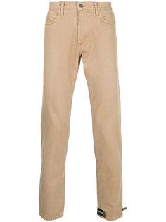 брюки прямого кроя 424 Fairfax