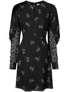 платье с цветочным принтом Tibi