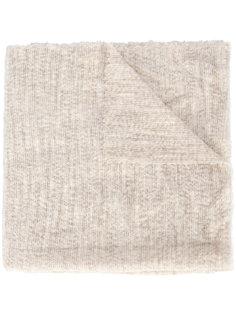 шарф с махровой отделкой  Faliero Sarti