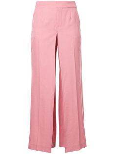 расклешенные брюки Origami Irene