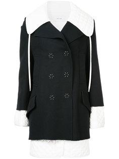двубортное пальто Irene
