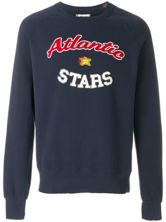 свитер с аппликацией Atlantic Stars