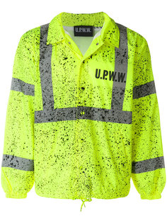 светоотражающая куртка с принтом Utility Pro