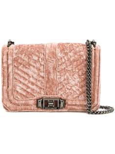 сумка через плечо Quilted Small Love Rebecca Minkoff
