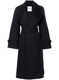 пальто-тренч в стиле кимоно Koche