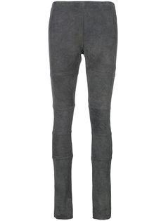 брюки скинни  Kristensen Du Nord