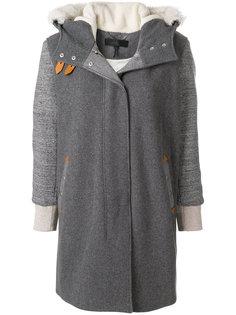 пальто с капюшоном  Rag & Bone